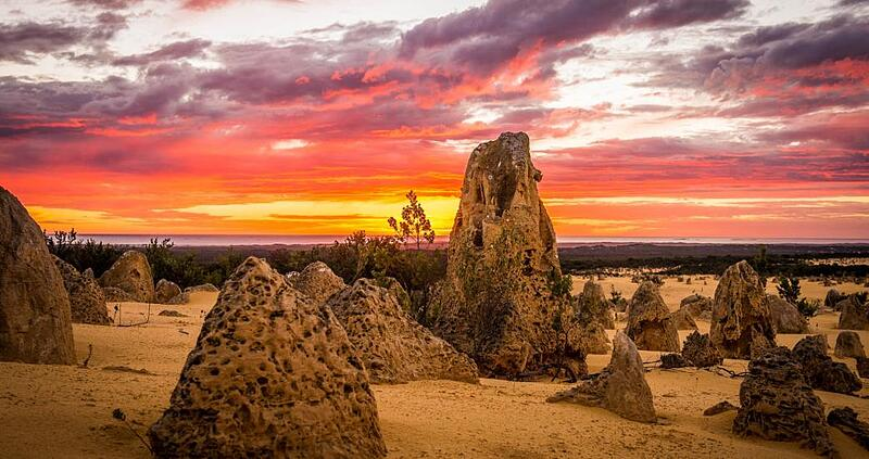 Cervantes Region - Pinnacles of Nambung National Park